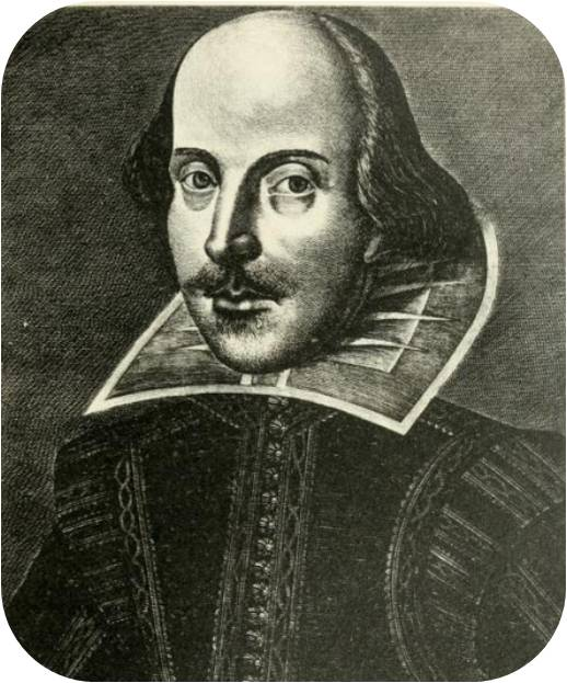 shakespeare s image authentic portraits of shakespeare and  the droeshout portrait