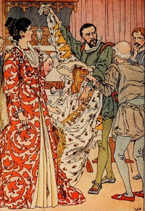 introduction to shakespeare s petruchio from the taming of the shrew